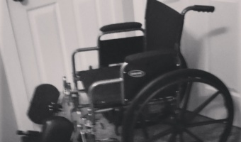 How My Wheelchair Fulfilled All Of My New Year's Resolutions
