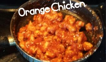 Simple Orange Chicken You'll Love