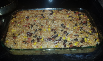 Mexican Rice Bake