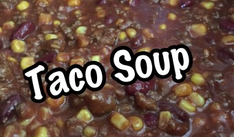 Chili Cook-Off? Try this Taco Soup!