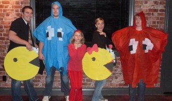 Themed Halloween Costumes for Families